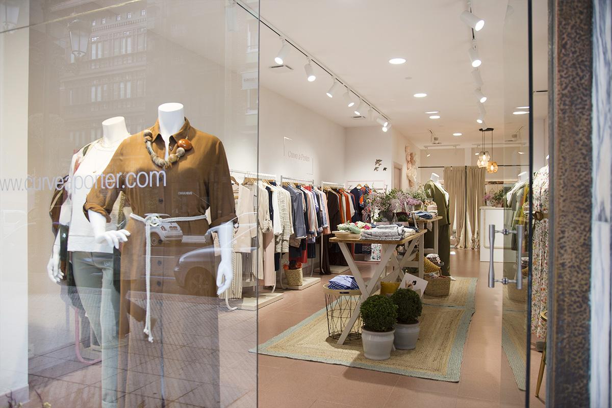 Tienda de moda de tallas grandes en Oviedo